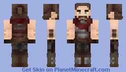 Raice Escariot; Dwarven Writer [FRP] Minecraft Skin