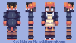 Raihan | Pokemon Sword/Shield Minecraft Skin
