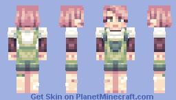 Rain - Skintrade w/ Sammie Minecraft Skin