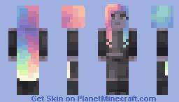 Colour Test #5 Minecraft Skin