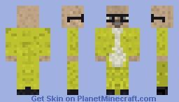 Breaking Bad Minecraft Skin