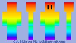 Rainbow Minecraft