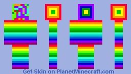 Rainbow Person