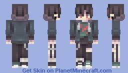 🚀 dad || quinton huang li ლ Minecraft Skin