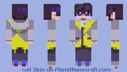raison d'etre Minecraft Skin
