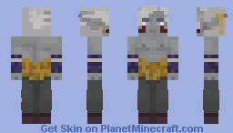 [LOTC] Sexy Dark Elf Minecraft Skin