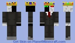 Ranboo (edited by: Leefy) Minecraft Skin