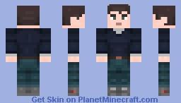 Random Dude 2 Minecraft Skin