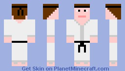 RandomPromaniac's Karate Outfit Minecraft Skin