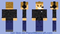 Rankor640 gaming Minecraft Skin