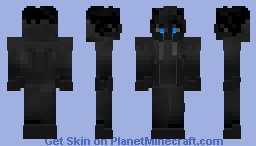 RAR 1101 X [{After Change back to his general personalities}] Minecraft Skin