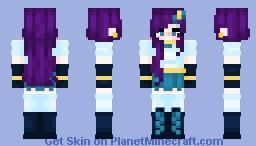Rarity ~ MLP Minecraft Skin