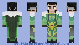 Ra's Al Ghul (V2) Minecraft Skin