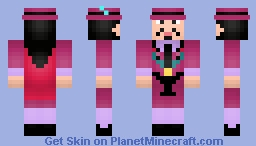 Governor Ratcliffe Minecraft Skin