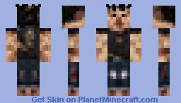 Realistic Zombie Minecraft Skin