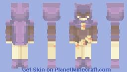 R a v e n Minecraft Skin