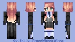knowledge Minecraft Skin