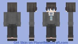 【𝓗𝓟 𝓒𝓸𝓵𝓵𝓮𝓬𝓽𝓲𝓸𝓷】 -𝓡𝓪𝓿𝓮𝓷𝓬𝓵𝓪𝔀 𝓜𝓪𝓵𝓮- Minecraft Skin