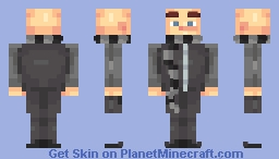 raw testosterone Minecraft Skin