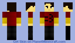 raywilliamjohnson Minecraft Skin