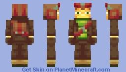 Psychonauts - Razputin Aquato Minecraft Skin