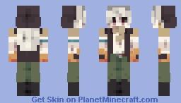 Genshin Impact | Razor Minecraft Skin