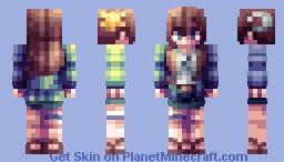 Sun & Moon - RCE Minecraft Skin