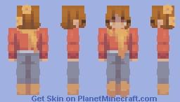 fxll - RCE Minecraft Skin
