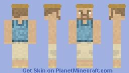 Rebel Farmers [Kenshi] x2 Minecraft Skin