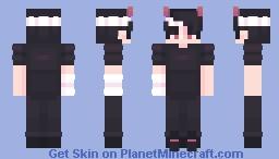 Hi! Minecraft Skin
