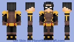 Drake (YOUNG JUSTICE REBIRTH) Minecraft Skin