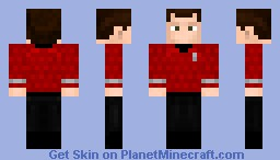 Star Trek: Scotty Minecraft Skin