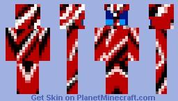 experimental Minecraft Skin
