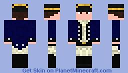 Hessian Soldier (German) Minecraft Skin
