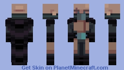 redeemed vader Minecraft Skin