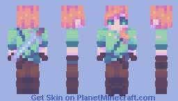 my turn n ow Minecraft Skin