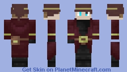 Redmond Mage Minecraft Skin