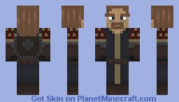 Boromir - Updated Minecraft Skin
