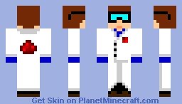 Redtone Scientist Minecraft