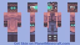 registration replaced Minecraft Skin
