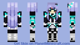 Rei Ryghts Minecraft Skin