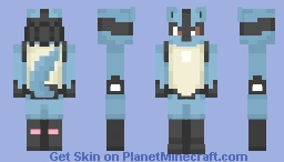 auradog448 Minecraft Skin
