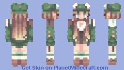 Lilypad Minecraft Skin