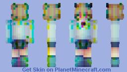 School girl // Remake Minecraft Skin