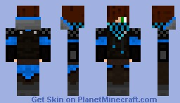 Medieval Skin (Remake, For people who would rather have hair) Minecraft Skin