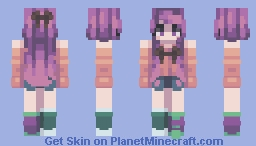 Dreaming of You Minecraft Skin