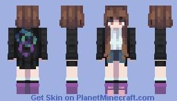 2020 Olympics Minecraft Skin