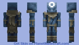 The Undying Prince - Battle Of Our Boss Skins Minecraft Skin