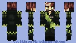 Remus Sanders (Creativity) Minecraft Skin