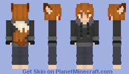 BtD - Ren Minecraft Skin